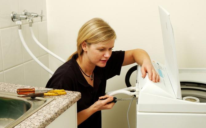 Sửa máy giặt Sanyo bị mất nguồn Quận 1